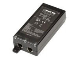 Black Box 802.3AF 1-port PoE Injector, LPJ001A-F, 12429103, PoE Accessories