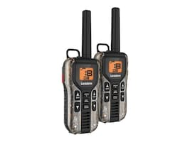 Uniden GMRS FRS 50-Mile Radio w  Privacy Codes, Weather Alerts & Headsets - Camo, GMR4088-2CKHS, 31643527, Two-Way Radios