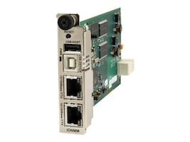 Transition Management Module for Ion Chassis, IONMM, 11881165, Network Device Modules & Accessories