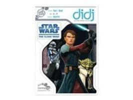 LeapFrog Didj Game Star Wars the Clone Wars, 30683, 8893667, Software - Educational