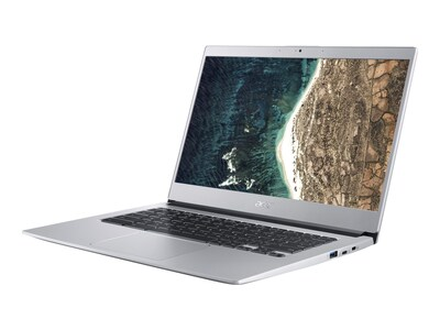 Acer Chromebook CB514-1HT-P2D1 Pentium N4200 1.1GHz 8GB 64GB eMMC ac BT WC 14 FHD MT Chrome OS, NX.H1LAA.003, 36397581, Notebooks