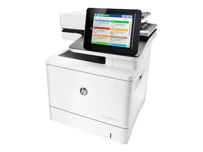 HP Color LaserJet Enterprise MFP M577dn ($2,199.00 - $300.00 Instant Rebate = $1,899.00. Exp. 2 29), B5L46A#BGJ, 30779879, MultiFunction - Laser (color)