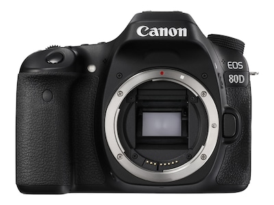 Canon EOS 80D Digital SLR Camera w  EF-S 18-134mm f 3.5-5.6 IS USM Lens, 1263C006, 34516081, Cameras - Digital