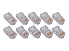 4Xem CAT6 Connector, 100-Pack, 4X100PKC6, 16923117, Cable Accessories