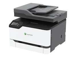 Lexmark CX431adw Color Laser Multifunction Printer, 40N9370, 38178517, MultiFunction - Laser (color)