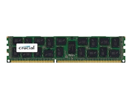 Crucial 16GB PC3-12800 240-pin DDR3 SDRAM RDIMM for Select Models, CT16G3ERSLD4160B, 14482151, Memory