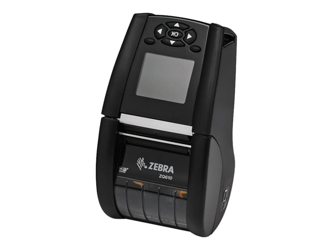 Zebra ZQ610 DT 2 48MM CPCL ZPL 802 11AC BT4 1 DT Linered