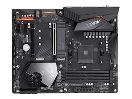Gigabyte Tech Motherboard, X570 Aorus Elite WiFi, X570 AORUS ELITEWIFI, 37513782, Motherboards