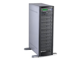 Microboards Premium Pro DVD CD Tower Copier (10-Recorders), DVD PRM PRO-1016, 6158378, Disc Duplicators