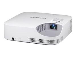 Casio XJ-V1 XGA DLP Projector, 2700 Lumens, White, XJ-V1, 18400504, Projectors