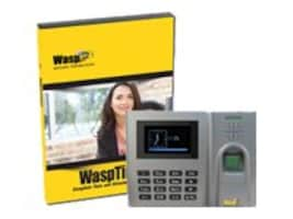 Wasp WaspTime V7 Enterprise with Biometric Clock, 633808550622, 7881541, Software - Human Resources Management