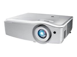 Optoma W512 WXGA DMD Projector, 5500 Lumens, White, W512, 36150828, Projectors