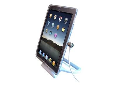 Compulocks Case Twist Stand Cable Lock Clear for iPad Air Air 2 iPad Pro, IPADAIRRSWB, 33201124, Locks & Security Hardware