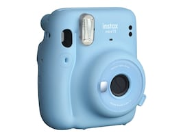 Fujifilm Mini 11 Camera Sky Blue, 16654762, 38061036, Cameras - Digital