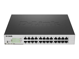 D-Link EasySmart 24-Port Gigabit PoE Switch, DGS-1100-24P, 18139676, Network Switches