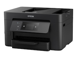 Epson WorkForce WF-3720 All-In-One Printer, C11CF24201, 33600897, MultiFunction - Ink-Jet