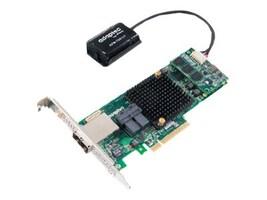 Adaptec RAID 8885Q 16-Port (8 Internal 8 External) Adapter w  maxCache 3.0, 2277100-R, 16560504, RAID Controllers