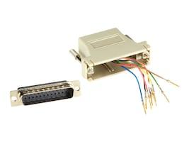 Black Box DB-25 Modular Adapter Kits (Not assembled), FA4525M-GY, 32874562, Network Adapters & NICs
