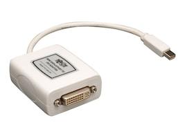 Tripp Lite Keyspan Mini DisplayPort to DVI M F Adapter Converter, 6, P137-06N-DVI, 12265364, Adapters & Port Converters