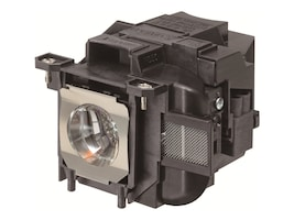 Epson Lamp Replacement for PowerLite 1222 and 1262W; EX3220, EX5220, EX6220, EX7220; VS230, VS330, VS335W, V13H010L78, 16277215, Projector Lamps