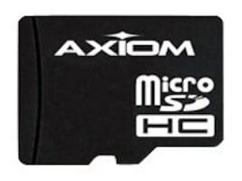 Axiom 16GB MICRO SDHC Flash Memory Card, Class 10, MSDHC10/16GB-AX, 15176201, Memory - Flash