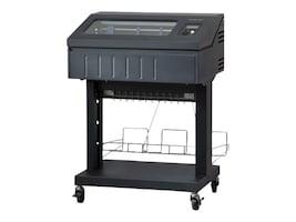 Printronix P8005 500lpm Line Matrix Printer w  Open Pedestal, P8P05-1111-0, 31541002, Printers - Dot-matrix