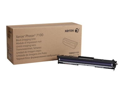 Xerox Black Imaging Unit for Phaser 7100 Series, 108R01151, 14745484, Toner and Imaging Components - OEM