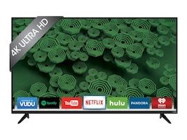 Vizio 55 D55U-D1 Ultra HD LED-LCD Smart TV, Black, D55U-D1, 30183961, Televisions - LED-LCD Consumer