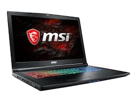 MSI Computer GP72X622 Main Image from Left-angle
