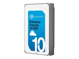 Seagate 10TB Enterprise Capacity SAS 12Gb s 4Kn SED 3.5 Internal Hard Drive (Helium), ST10000NM0226, 32713443, Hard Drives - Internal