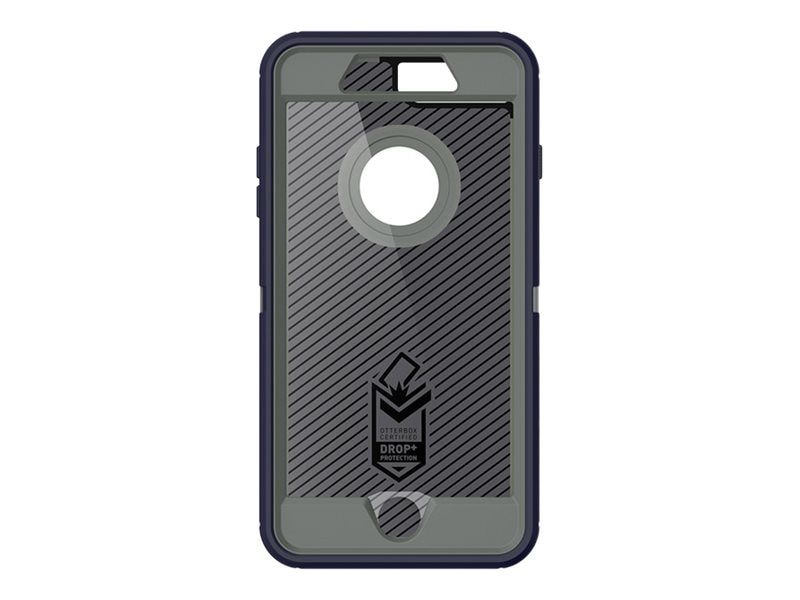 promo code 89702 76e68 OtterBox Defender Series Case for iPhone 7 Plus 8 Plus, Stormy Peaks