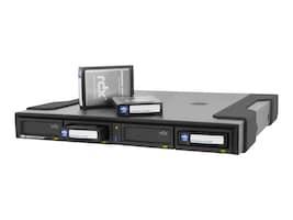 Tandberg Data RDX QuikStation 4 iSCSI-Attached Desktop 4-Drive Array, 8922-RDX, 21814020, Removable Drives