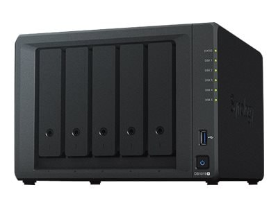 Synology 5-Bay NAS DiskStation DS1019+ Array - Diskless, DS1019+, 36769508, Network Attached Storage