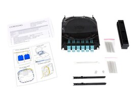 Corning CCH SPLICE CASSETTE, 12 FIBER, CCH-CS12-A9-P00RE, 32687775, Network Device Modules & Accessories
