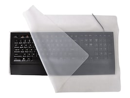 Man & Machine CoolDrape Silicone Keyboard Protector, 5-pack, COOLDRAPE/05, 11408618, Protective & Dust Covers