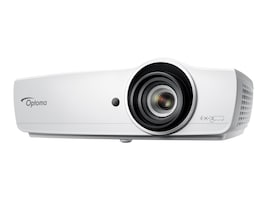 Optoma WU465 WUXGA DLP Projector, 4800 Lumens, White, WU465, 34935453, Projectors