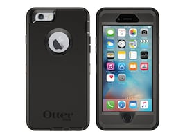 OtterBox Defender Series Pro Pack for iPhone 6 6s, Black, 77-52829, 30861899, Carrying Cases - Phones/PDAs