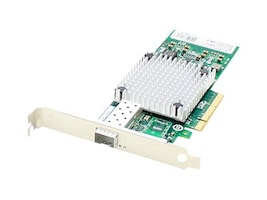 ACP-EP Memory ADD-PCIE-1SFP-X1 Main Image from Left-angle
