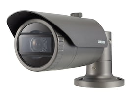 Samsung 4MP Network IR Bullet Camera with 2.8-12mm Lens, QNO-7080R, 32387385, Cameras - Security