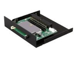 Addonics IDE CF Drive Bay Bracket Mount - Black, ADIDECFB, 6241180, Drive Mounting Hardware