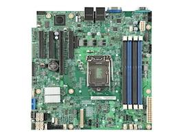Intel Motherboard, Intel Server Board S1200SPLR, Single, DBS1200SPLR, 33766838, Motherboards
