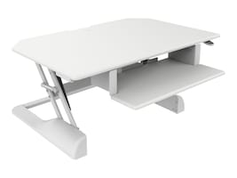 Ergotech Group FDM-DESK-W Main Image from Left-angle