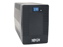 Tripp Lite 1000VA 600W UPS BATTERY BACK   PERPUP TOWER AVR 4 SCHUKO 230V USB LCD, OMNIVSX1000D, 36761637, Battery Backup/UPS