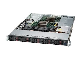 Supermicro SYS-1028R-WTNRT Main Image from Right-angle