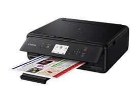 Canon PIXMA TS5020 Wireless Inkjet All-In-One Printer - Black, 1367C002, 33566094, MultiFunction - Ink-Jet