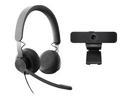 Logitech LOGITECH ZONE WIRED UC- C925E, 991-000341, 41141911, Headphones