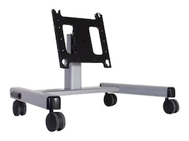 Chief Manufacturing Large Footprint Mobile Cart, PFQUB, 14318116, Computer Carts