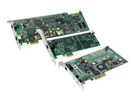 Dialogic TR1034+ELP4-TE 4Ch. PCIe T1 E1, 901-016-01, 13475312, Fax Servers