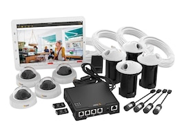 Axis F34 Surveillance System, 0779-004, 30804456, Video Capture Hardware