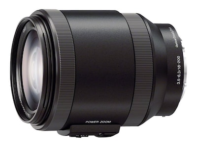 Sony SELP18200 Zoom Lens, 18-200mm, SELP18200, 15486066, Camera & Camcorder Lenses & Filters